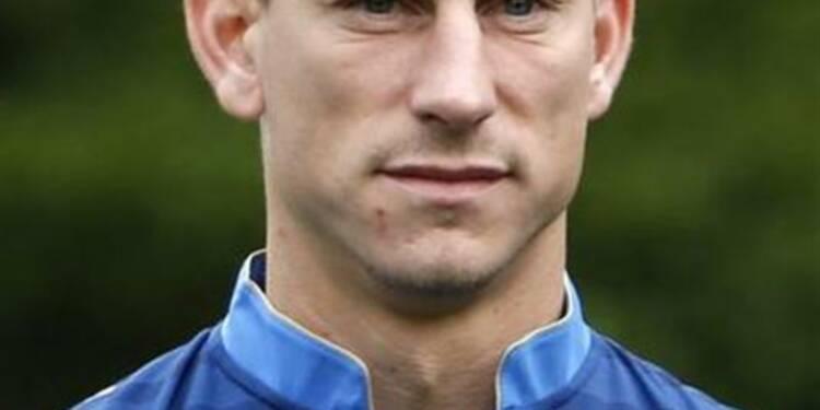 Football: Laurent Koscielny forfait pour France-Australie