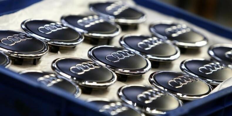 Le coût de l'expansion d'Audi pèsera sur ses résultats en 2014