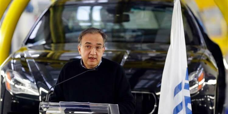 Fiat dit avoir réduit ses pertes en Europe