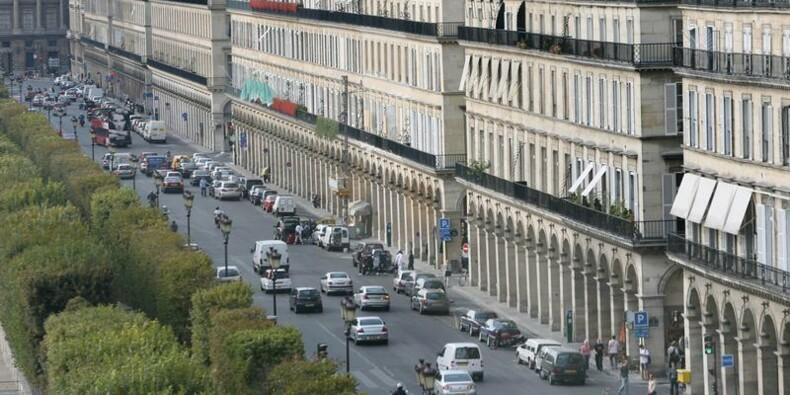 NKM veut limiter les voitures dans le centre de Paris