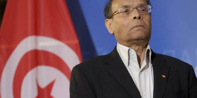 Tunisie: le parti de Marzouki quitte la coalition gouvernementale