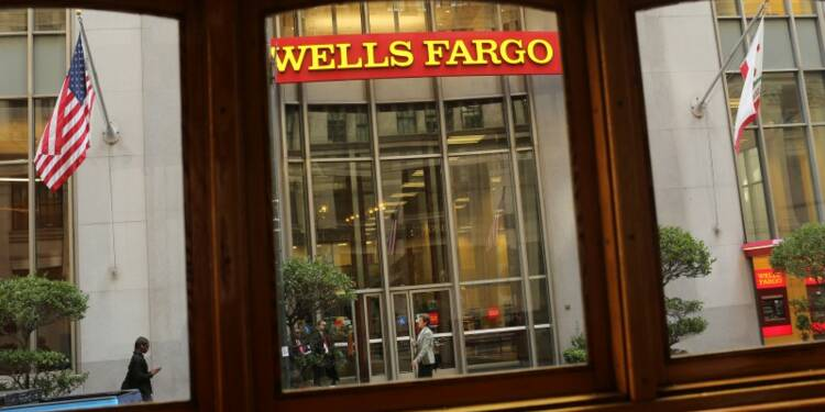 Hausse de 14% du résultat net trimestriel de Wells Fargo