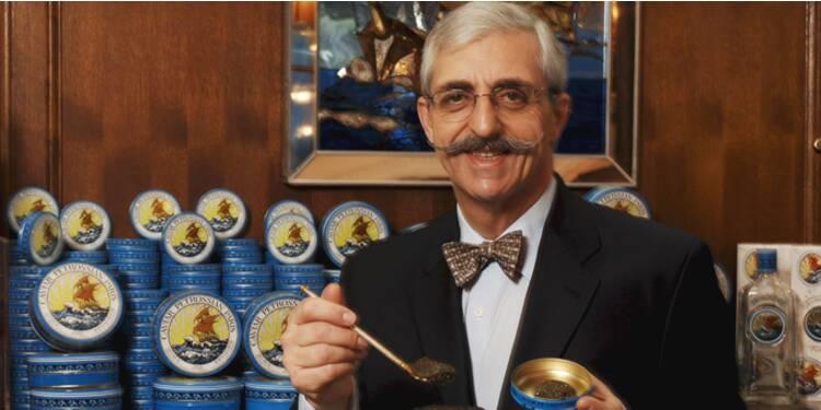 Armen Petrossian, le tsar du caviar
