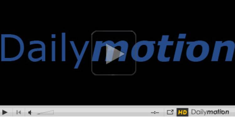Monsieur Dailymotion s'en prend plein la figure