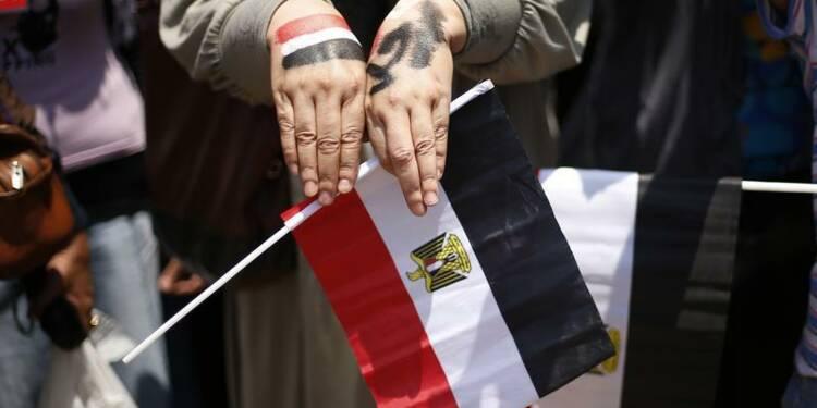 Démission de quatre ministres en Egypte