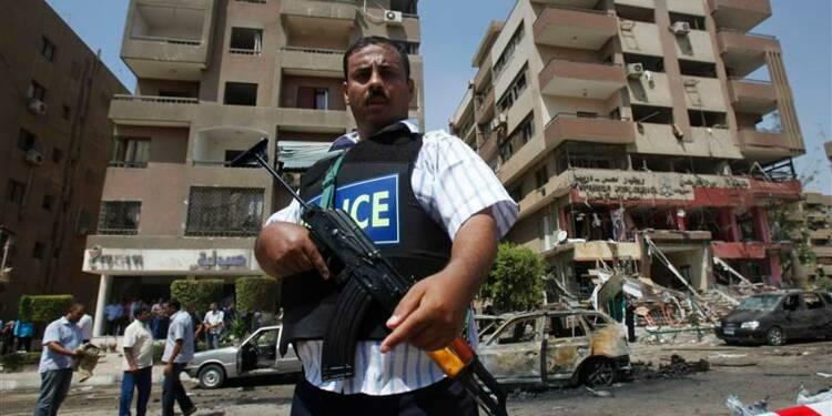 Tentative d'assassinat du ministre égyptien de l'Intérieur