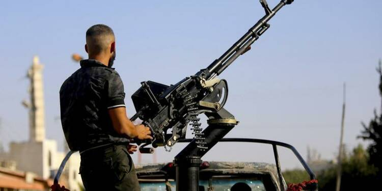Toutes les options sont ouvertes en Syrie, dit Laurent Fabius