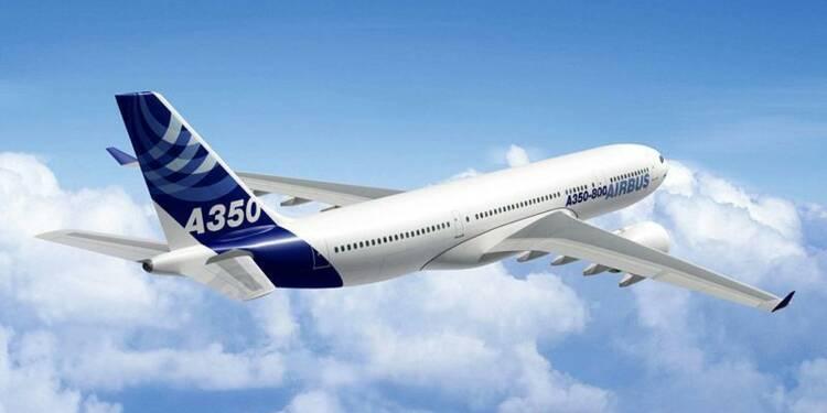 Airbus veut éviter à son A350 les déboires du 787 de Boeing