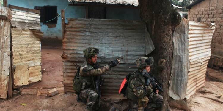 Hollande souhaite un rôle plus important de l'Onu en Centrafrique