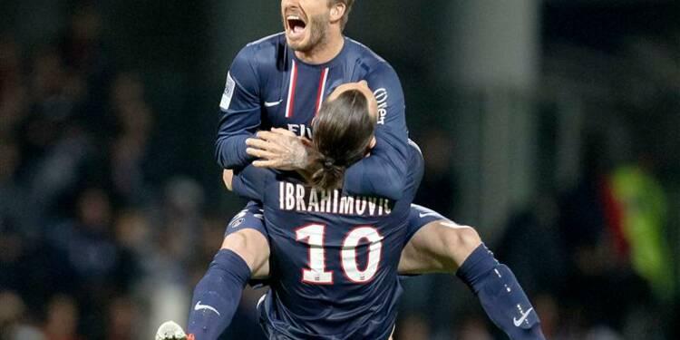 Football: David Beckham prendra sa retraite en fin de saison