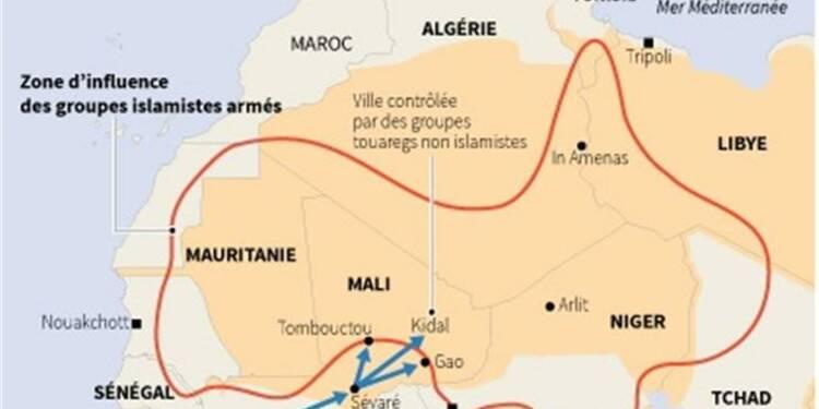 L'armée française contrôle l'aéroport de Kidal, au Mali