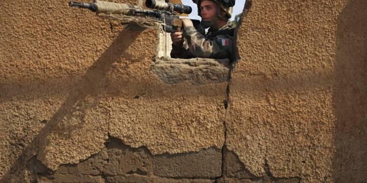 Opération franco-malienne et onusienne au Mali