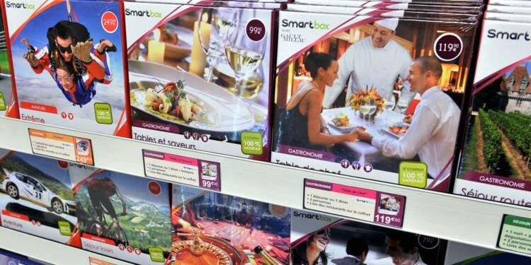 Smartbox : le petit malin du coffret cadeau
