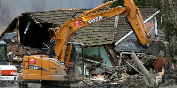 Au moins 24 morts dans le glissement de terrain aux Etats-Unis