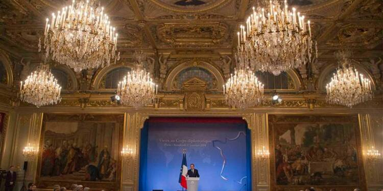 Hollande lie son pacte à la place de la France dans le monde