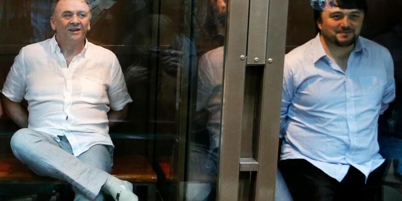 Lourdes peines de prison pour le meurtre d'Anna Politkovskaïa