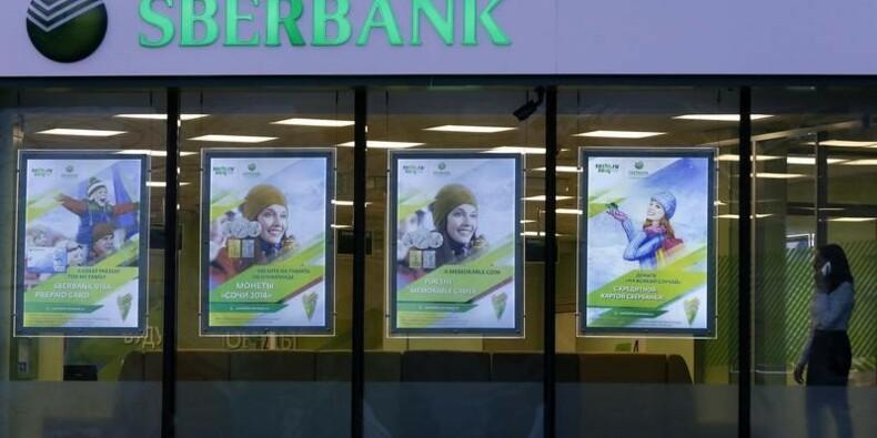 La crise en Ukraine affaiblit Sberbank, la première banque russe
