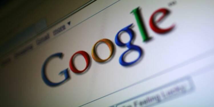 Le CA trimestriel du segment internet de Google en hausse de 22%