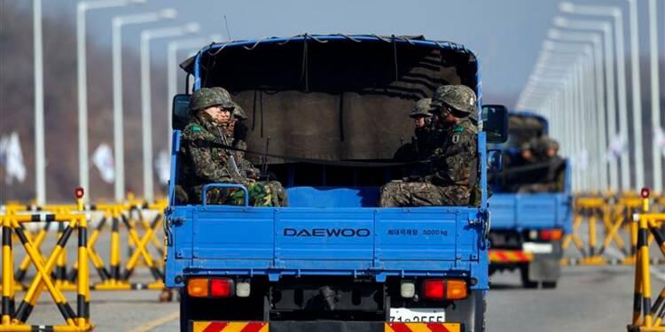 Séoul demande à Pékin de calmer la Corée du Nord