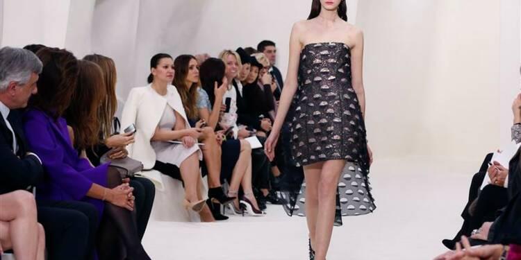 """Dior a signé une """"très bonne année"""" en haute couture, dit le PDG"""