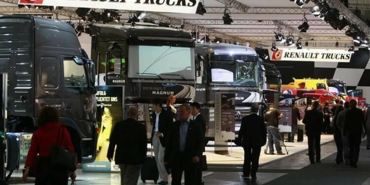 Volvo veut supprimer 508 emplois chez Renault Trucks en France