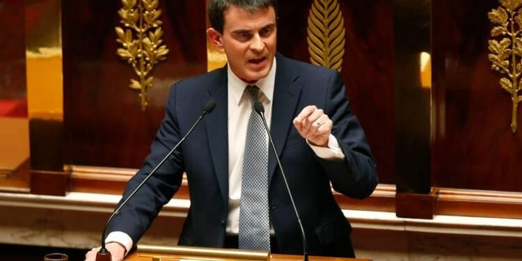 Pas d'état de grâce pour Manuel Valls, selon CSA