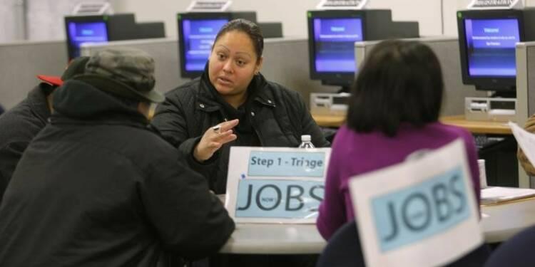 Aux Etats-Unis, le marché du travail a enfin effacé la récession