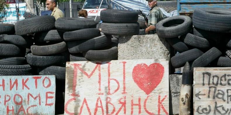 L'Ukraine repasse à l'offensive, la Russie proteste