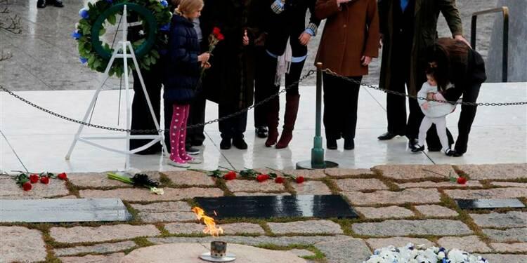 Pour la première fois, Dallas se souvient de JFK, 50 ans après