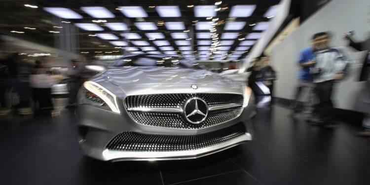 La Chine, premier marché de BMW devant les Etats-Unis