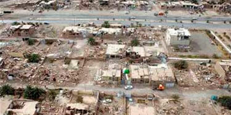 Le séisme en Iran a fait 30 morts et 800 blessés