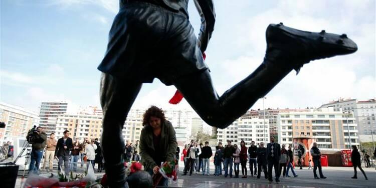 L'ancien footballeur portugais Eusebio est mort