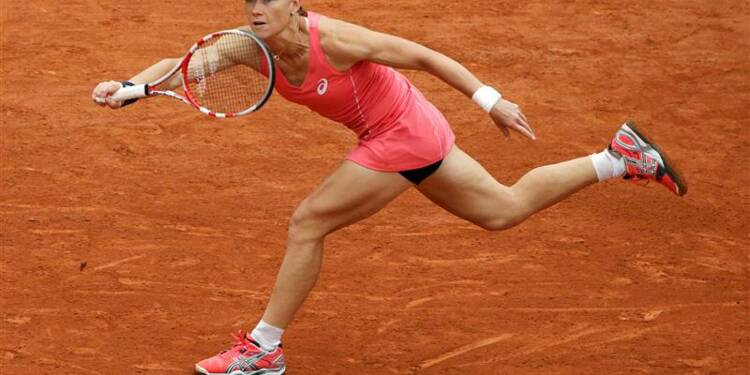 Roland-Garros: Samantha Stosur élimine Kristina Mladenovic