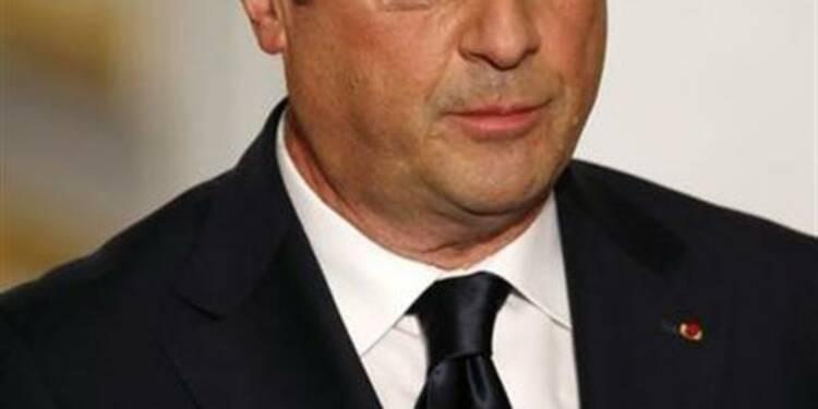 Le patinage artistique de François Hollande sur l'Europe