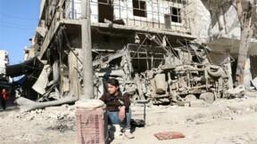 L'opposition présente son plan à Genève, combats près du Liban