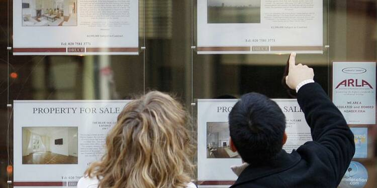 La hausse des prix immobiliers s'accélère en Grande-Bretagne