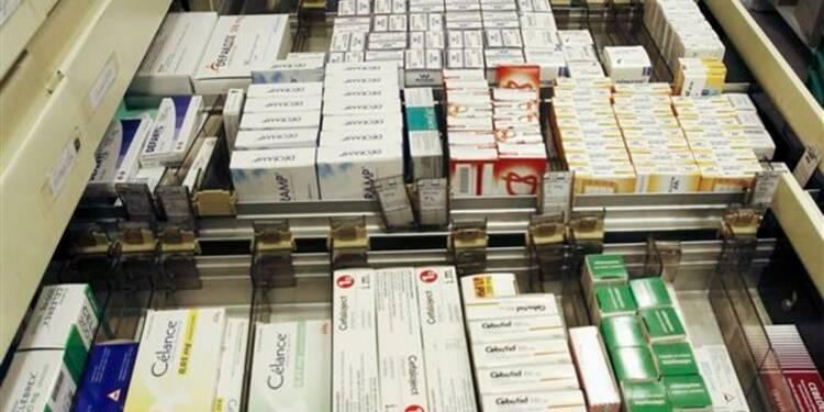 Le marché pharmaceutique amplifierait sa baisse en 2013