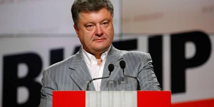 Porochenko veut rencontrer rapidement les dirigeants russes