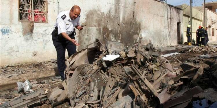 Nouvelle vague d'attentats en Irak, au moins 11 morts