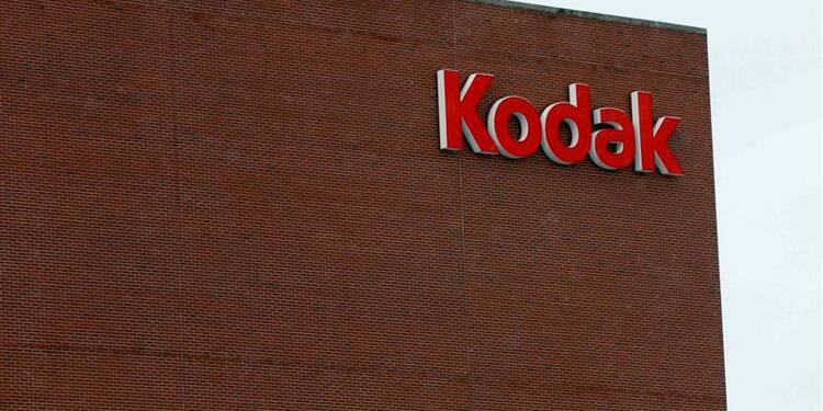 Eastman Kodak va pouvoir sortir de sa procédure de faillite