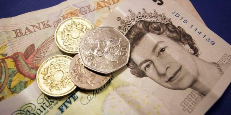 Record de hausse des salaires depuis six ans en Grande-Bretagne