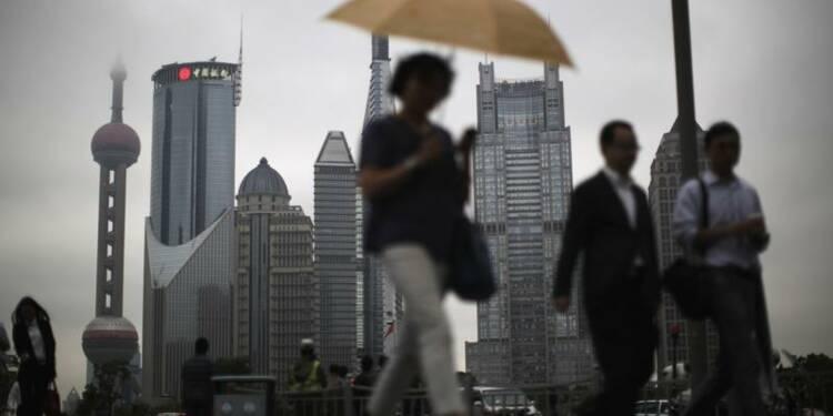Le ralentissement de la croissance se confirme en Chine