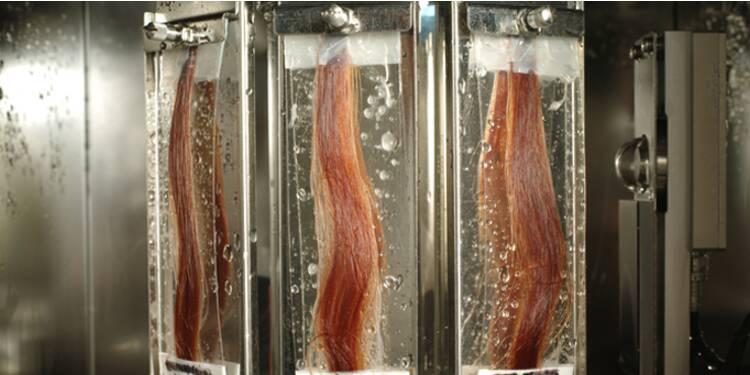 L'Oréal, à la pointe du cheveu