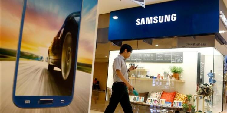 Contesté sur les smartphones, Samsung investira dans les puces