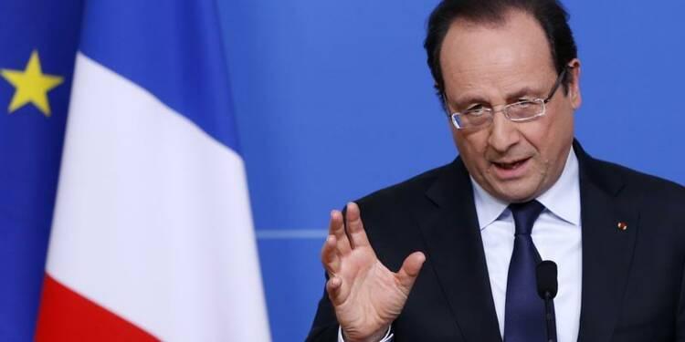 Les enjeux européens dominent la semaine de François Hollande