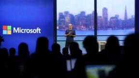 Le bénéfice trimestriel de Microsoft meilleur que prévu