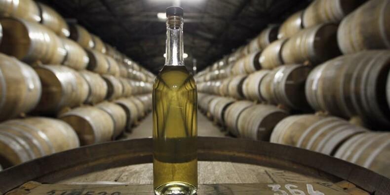 Les exportations de Cognac résistent à la crise