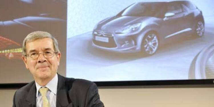 Les petits secrets de Philippe Varin le nouveau patron de Peugeot Citroën