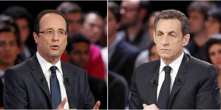 Hollande - Sarkozy : les programmes des finalistes au banc d'essai