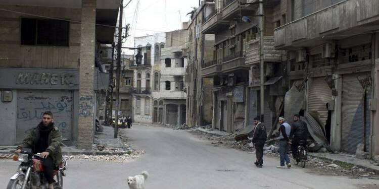 Une majorité de Français contre l'armement des rebelles syriens